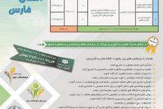 کارگاه مهارت های مشاوره انتخاب رشته کنکوردر استان فارس